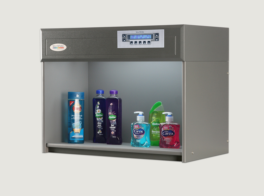 Colour Assessment Cabinet LED POS