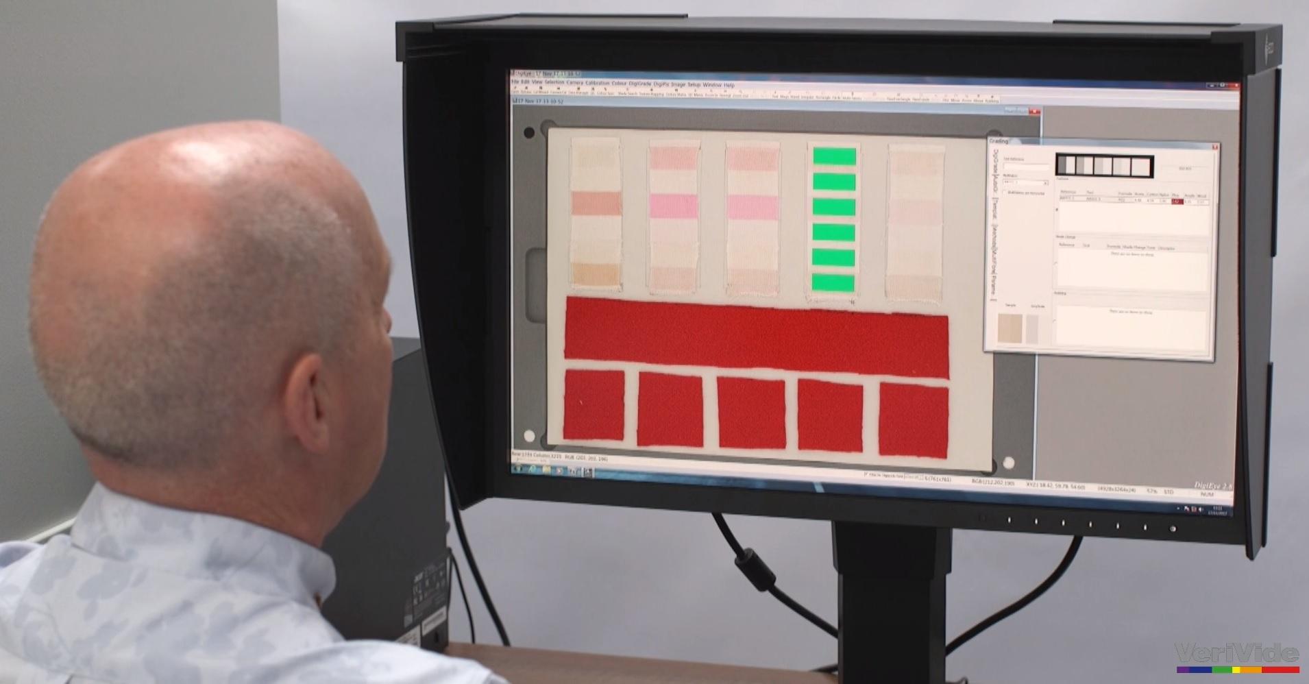 DigiGrade colour fastness testing system