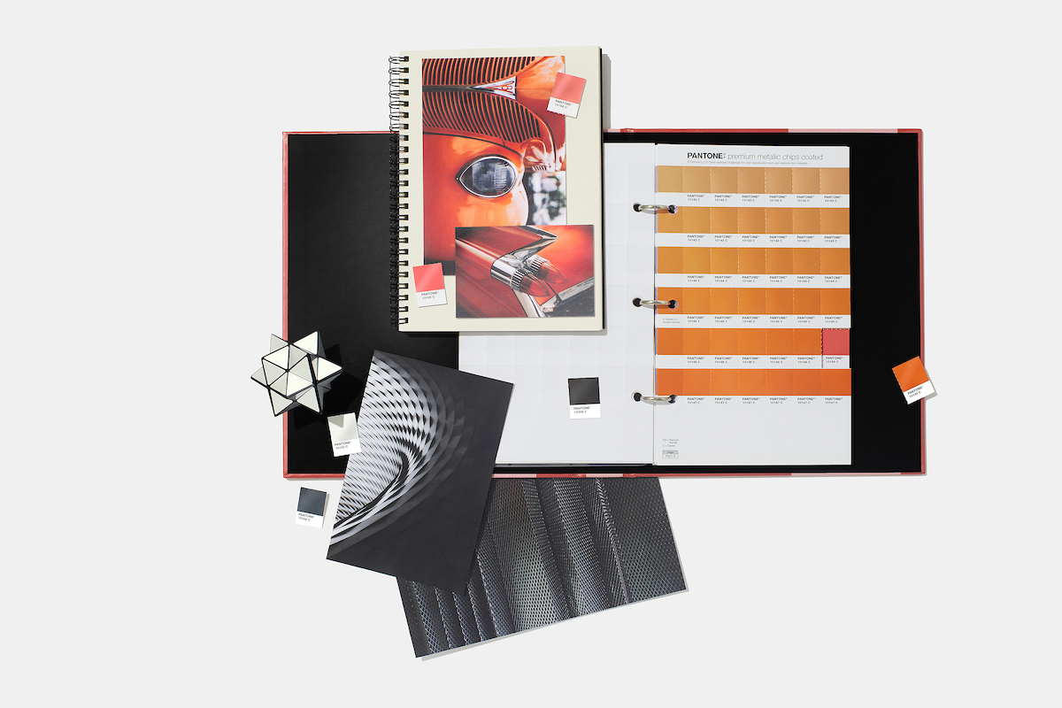 Review of this month's top Pantone tools for the graphics and print industry