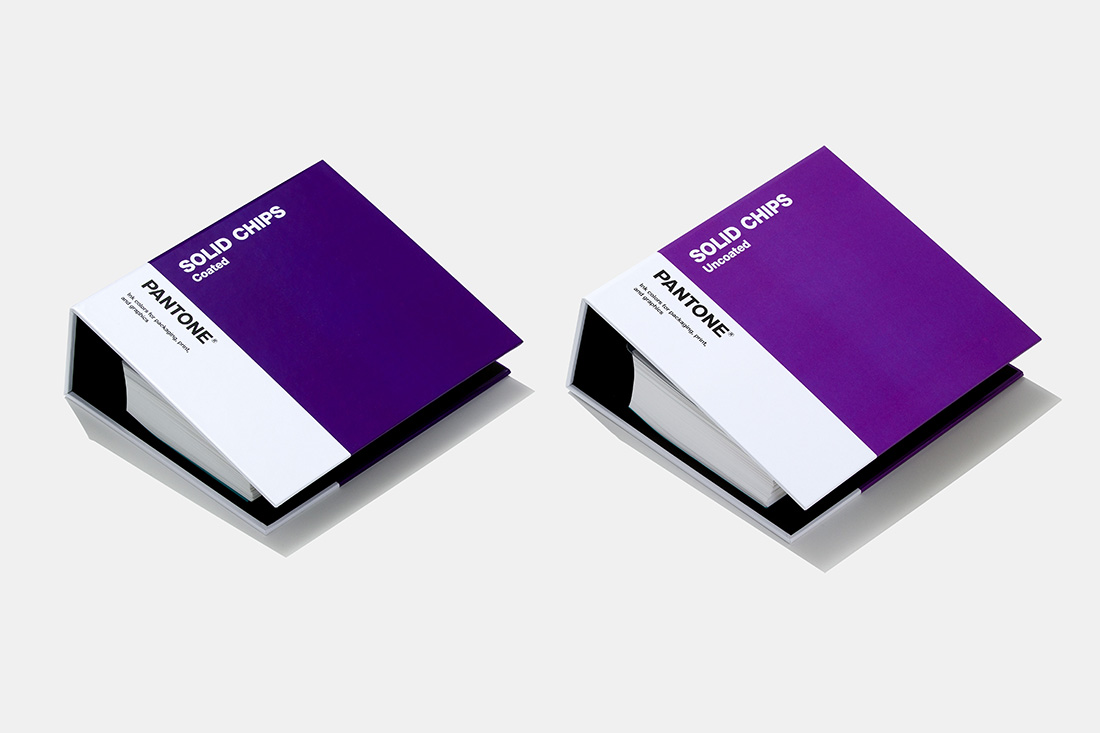 Pantone Solid Chips Books-GP1606A Coated & Uncoated