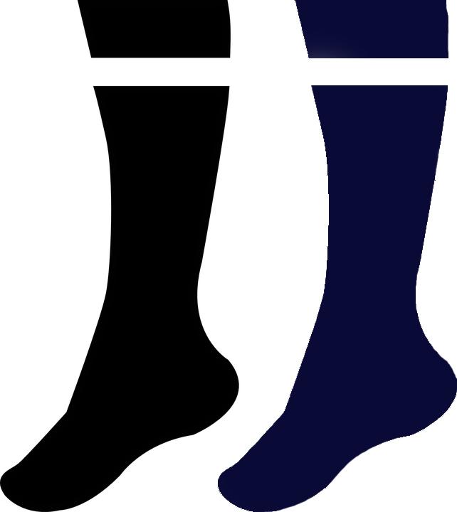 Metameric socks