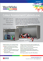 Colour Assessment Cabinets