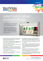 VeriVide Colour Control Cabinet