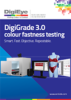 VeriVide DigiGrade textile industry colour fastness grading Datasheet