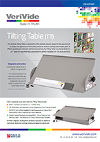 Tilting Table Datasheet