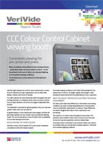 VeriVide Colour Control Cabinet