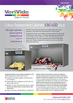 Colour Assessment Cabinets CAC-LED