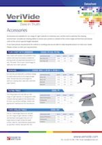 VeriVide Accessories Datasheet