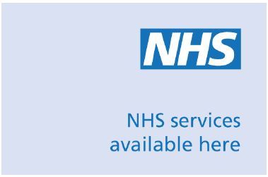 Which Pantone Colour is NHS Blue?
