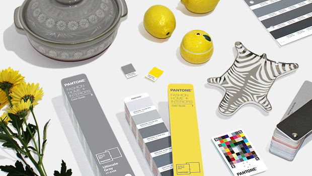 Selection of Pantone FHI products