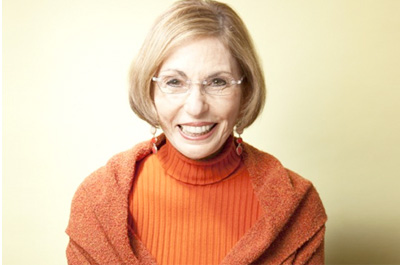Picture of Pantone Color Expert Leatrice Eiseman
