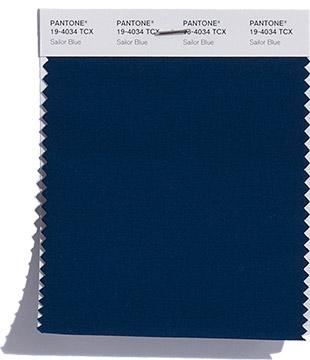 sailor blue pantone