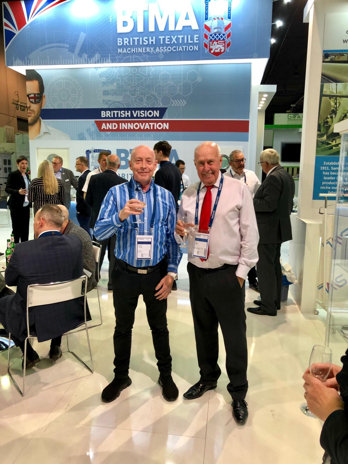 Celebrating the best of British Vision and Innovation at BTMA with Alan Little (Association Director)
