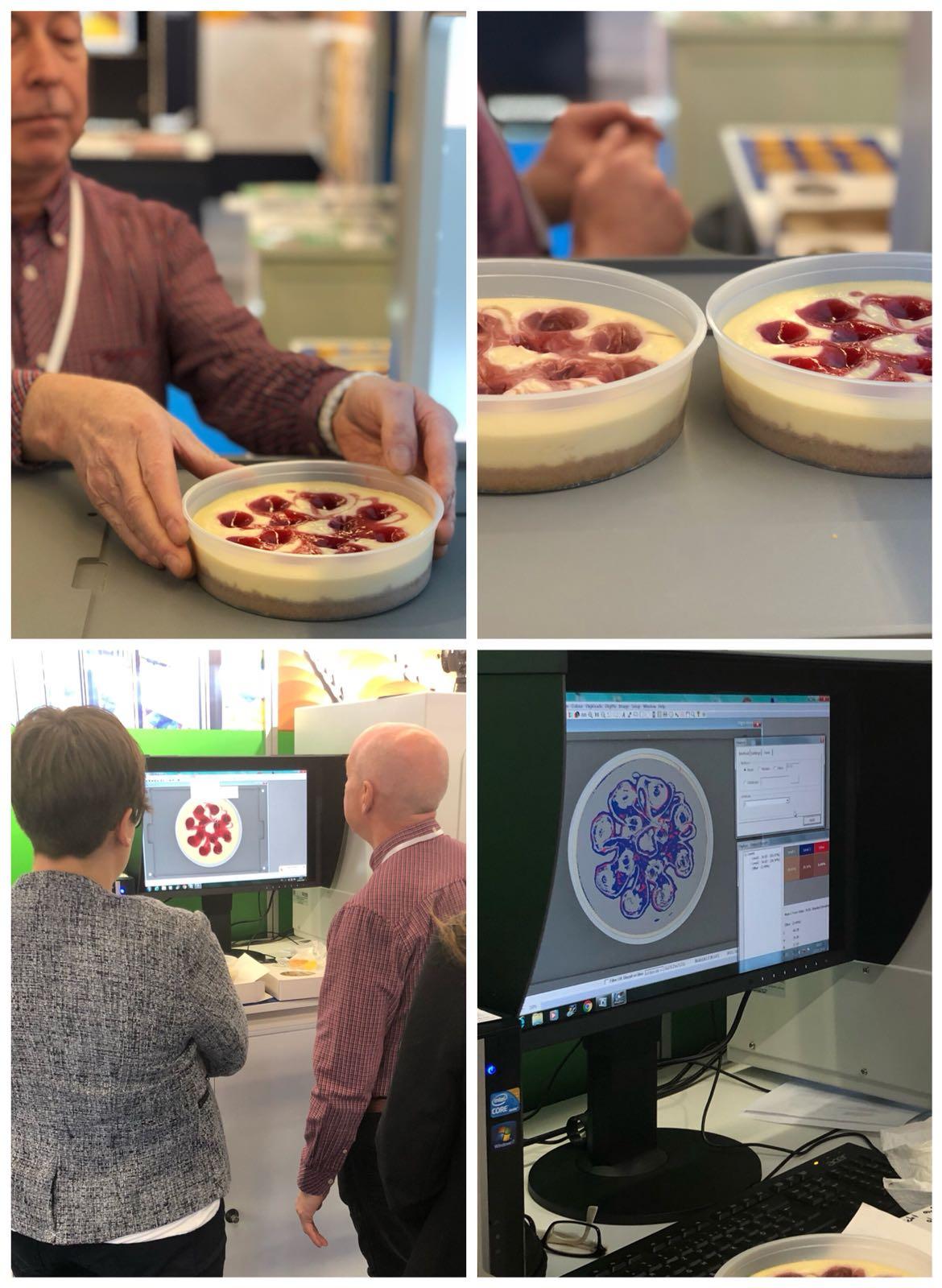 cheesecake digieye measurement samples