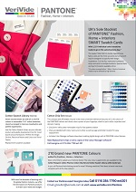 Pantone Fashion, Home & Interiors Datasheet