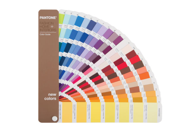 FHI Pantone Color Guide Supplement