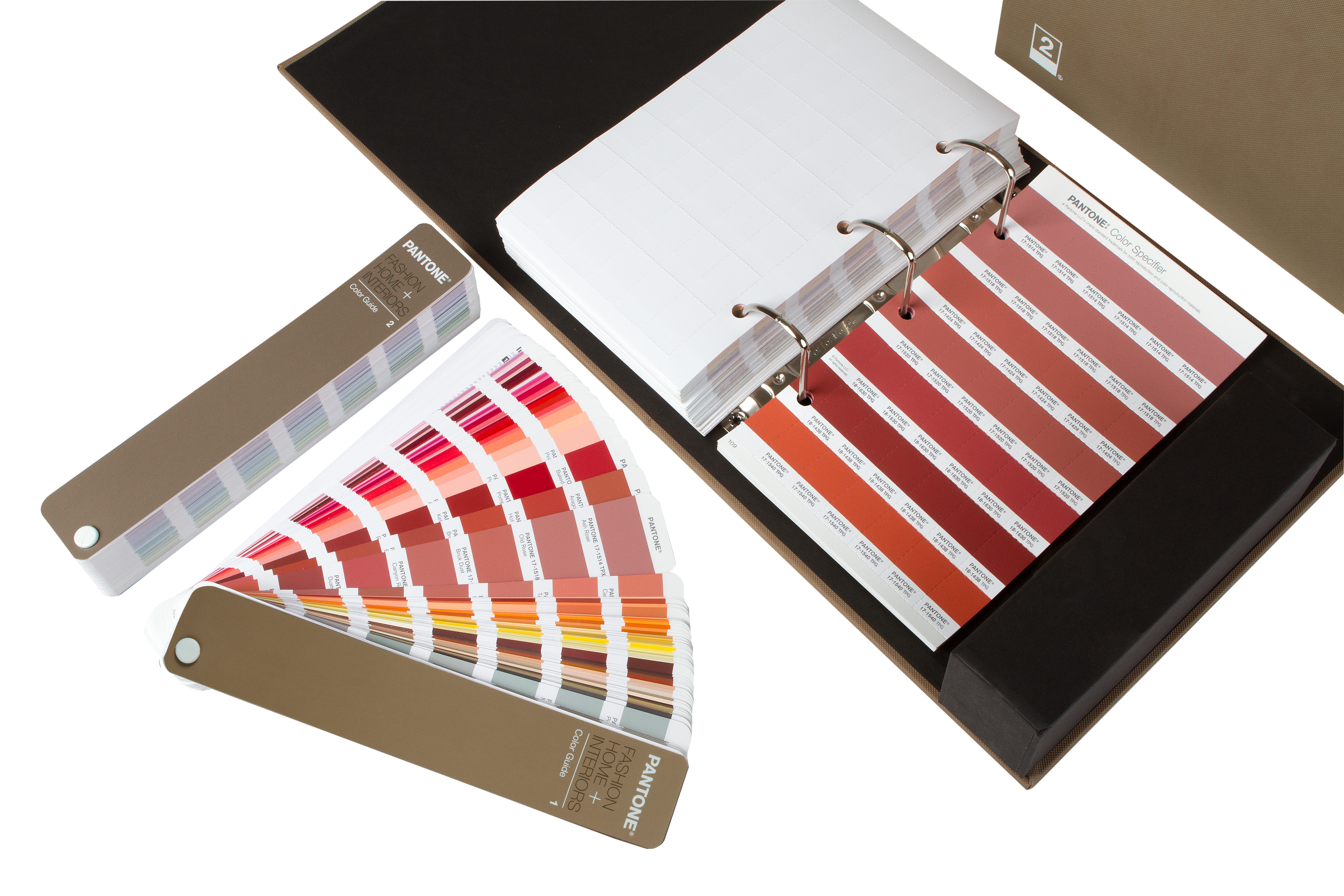 Pantone FHI Specifier and Guide Set