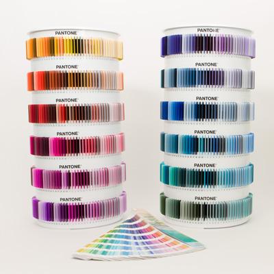 Pantone Plastic Standard Chips-Colour Collection
