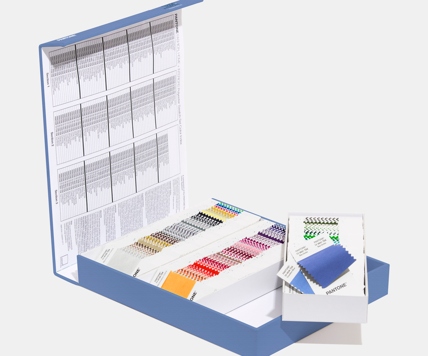 Pantone Polyester Swatch Set