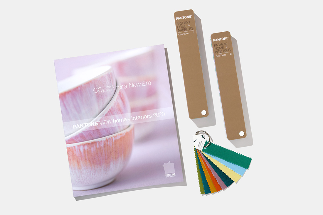 PANTONEVIEW Home & Interiors 2020 Kit