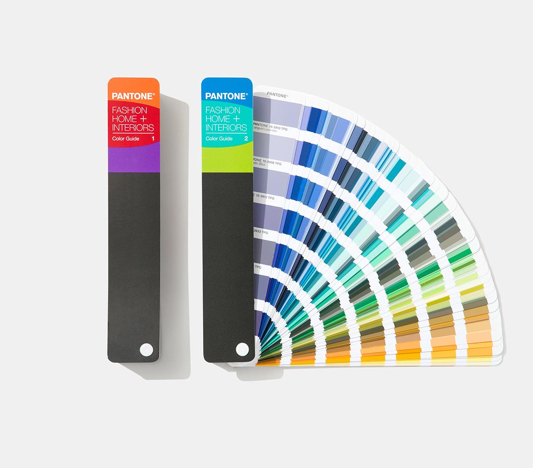 Pantone Fashion Home Interior Color Guides