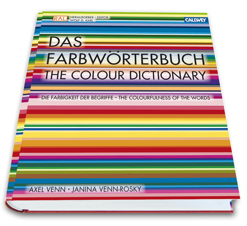 RAL COLOUR DICTIONARY