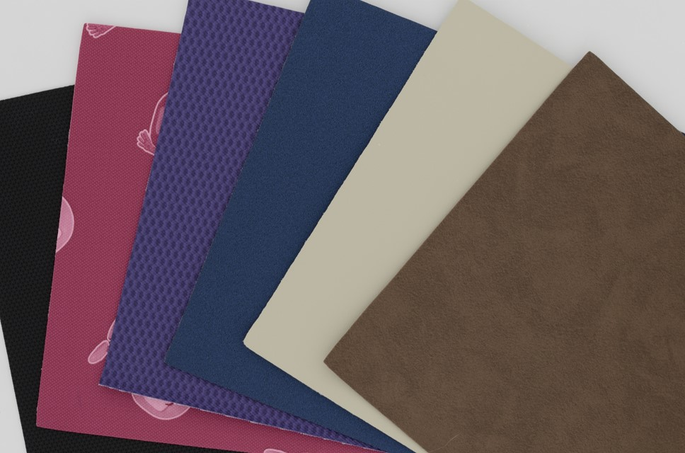 ProtoType Materials for colour measurement