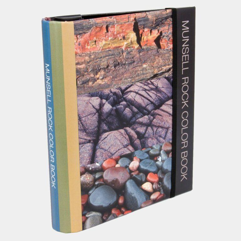 M50315B Munsell Rock Book