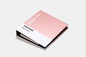 pantone metallic chip binder