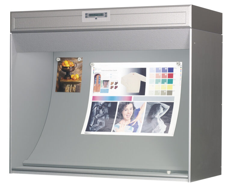 Colour Correction Cabinet with print
