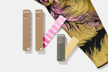 gold and pink colours from the FHI Coated Combo set
