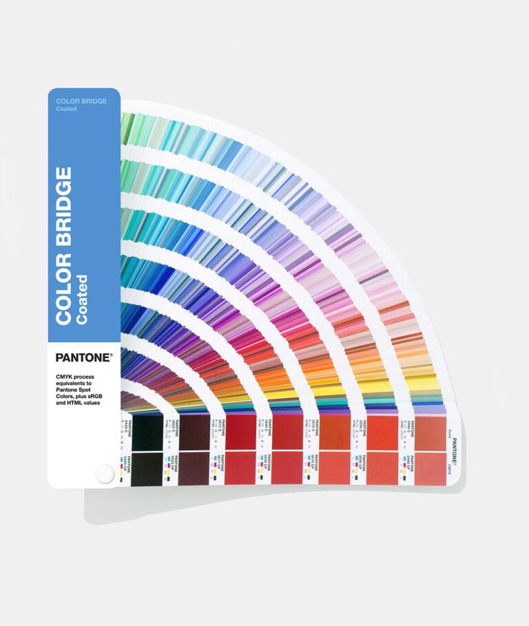 Color Bridge Coated pantone