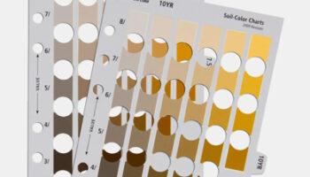 Munsell soil colour charts