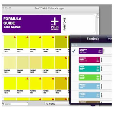 pantone formula guide