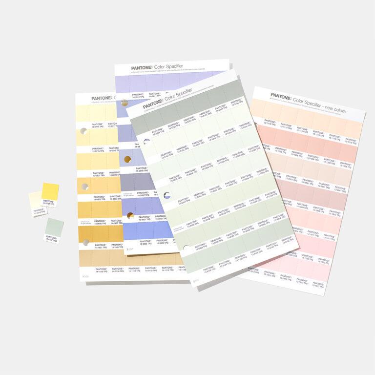 pantone colour specifier