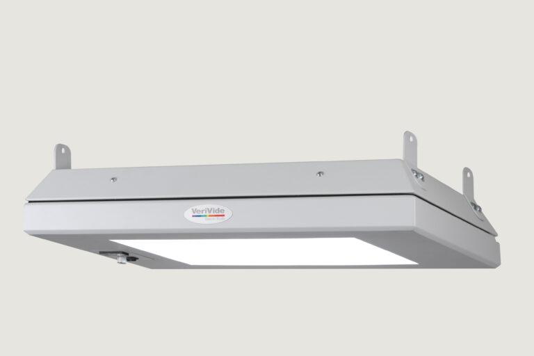 Displaying a VeriVide Luminaire