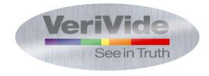 VeriVide logo badge
