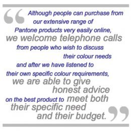 Colour Expertise Strengthens Pantone Sales
