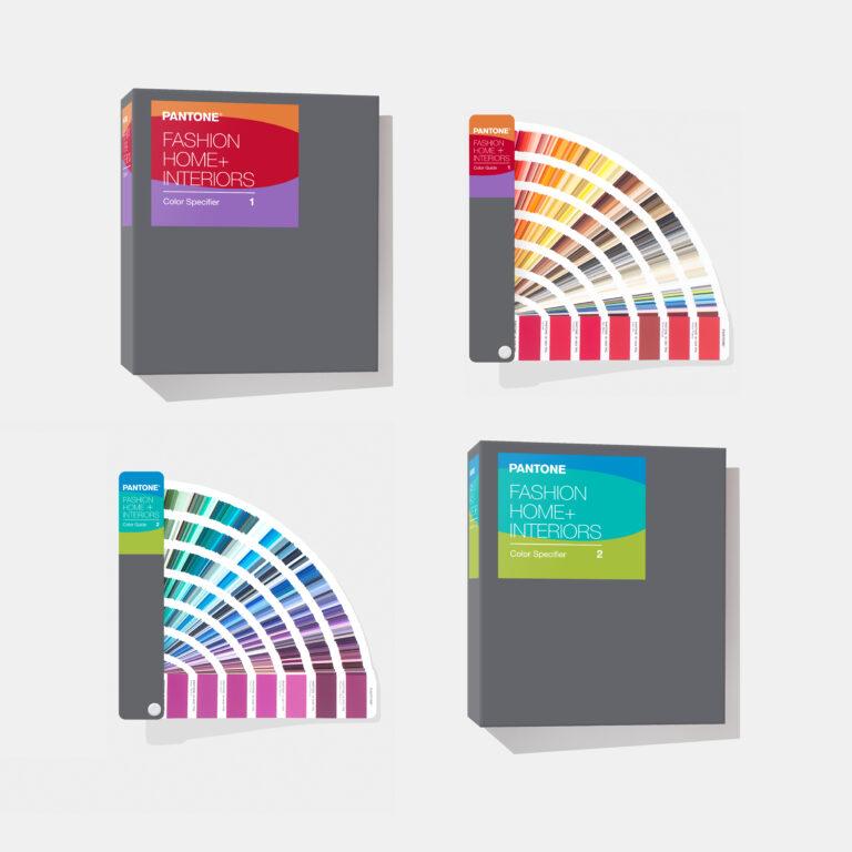 FHI colour specifier pantone