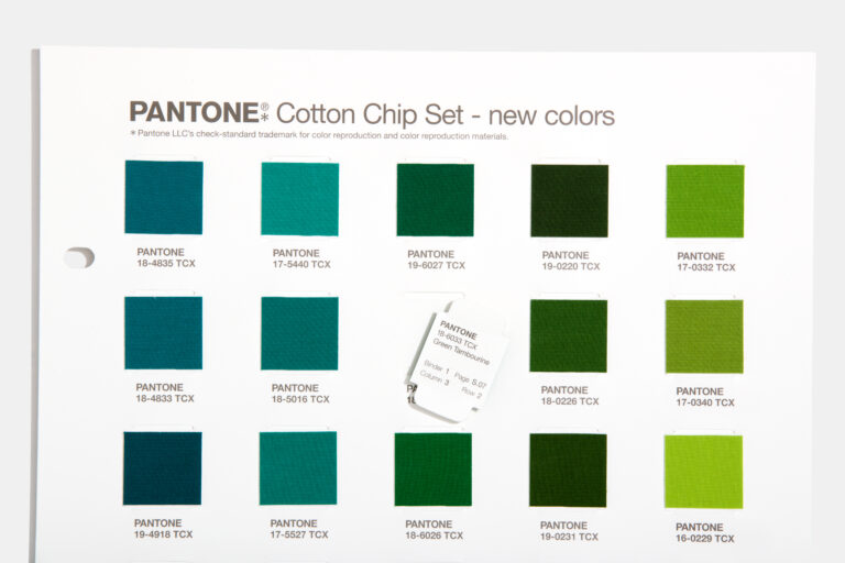 Fashion, Home and Interior cotton chip page
