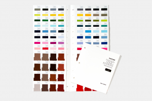 FHI Cotton Swatch Library Supplement 2020 pantone