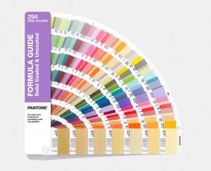 Formula Guide Supplement pantone