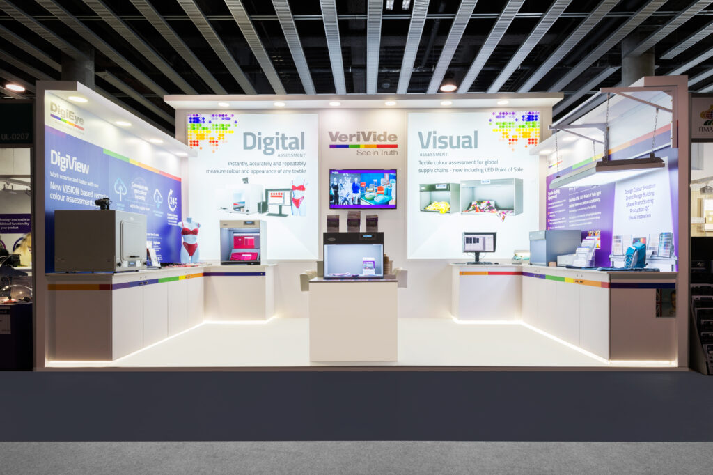 VeriVide prove that nothing is unmeasurable at ITMA 2019