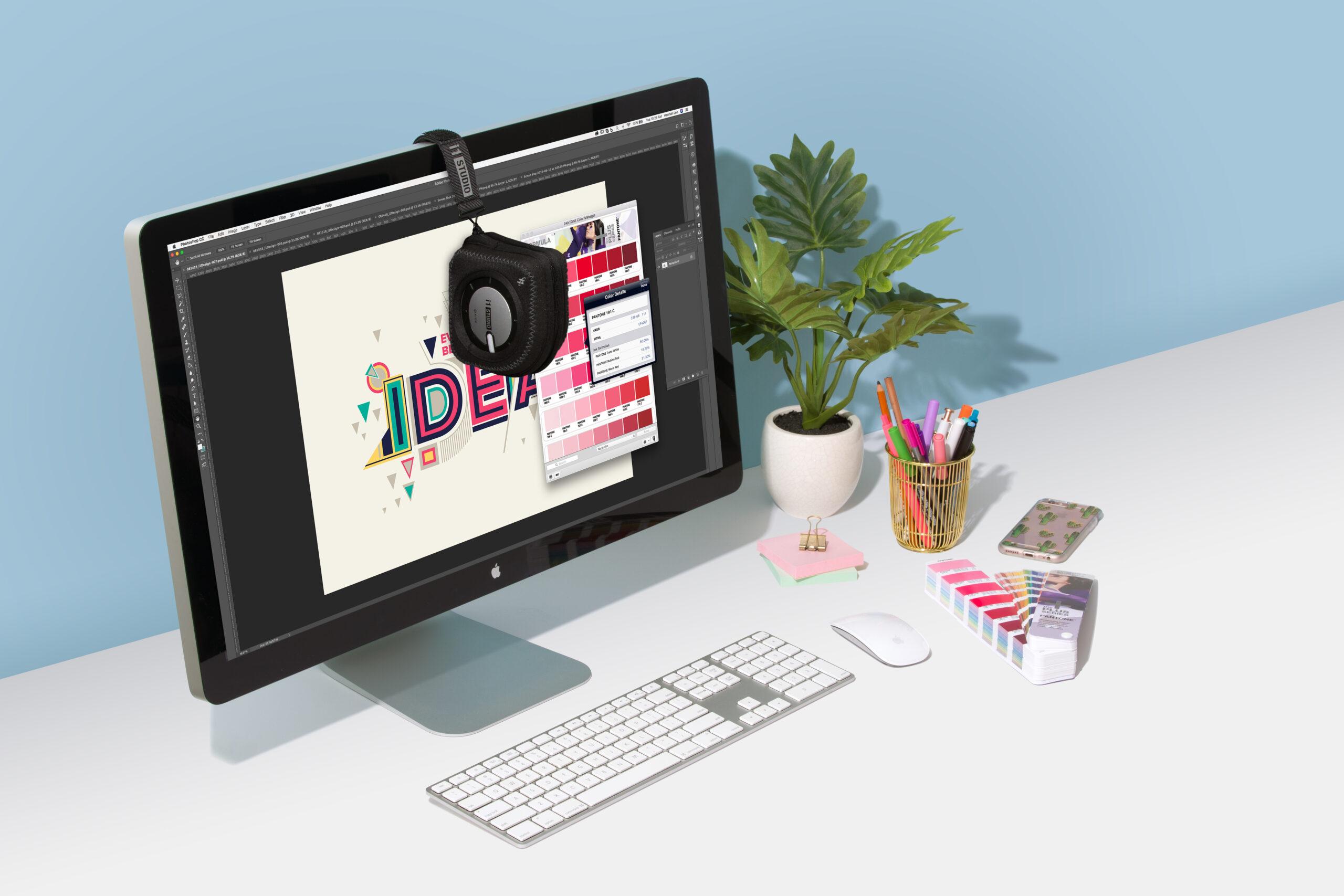 ideas on laptop