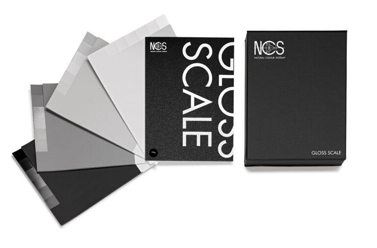 NCS Colour Gloss Scale