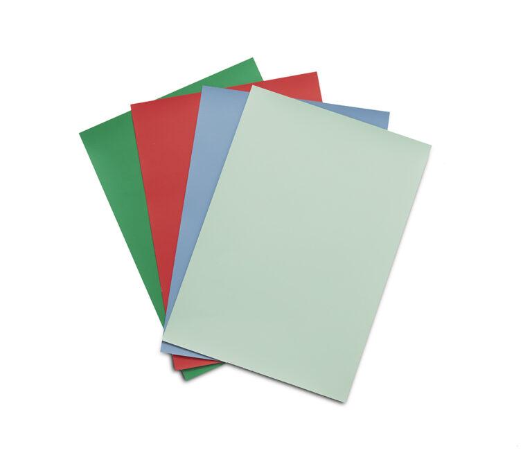 NCS colour samples
