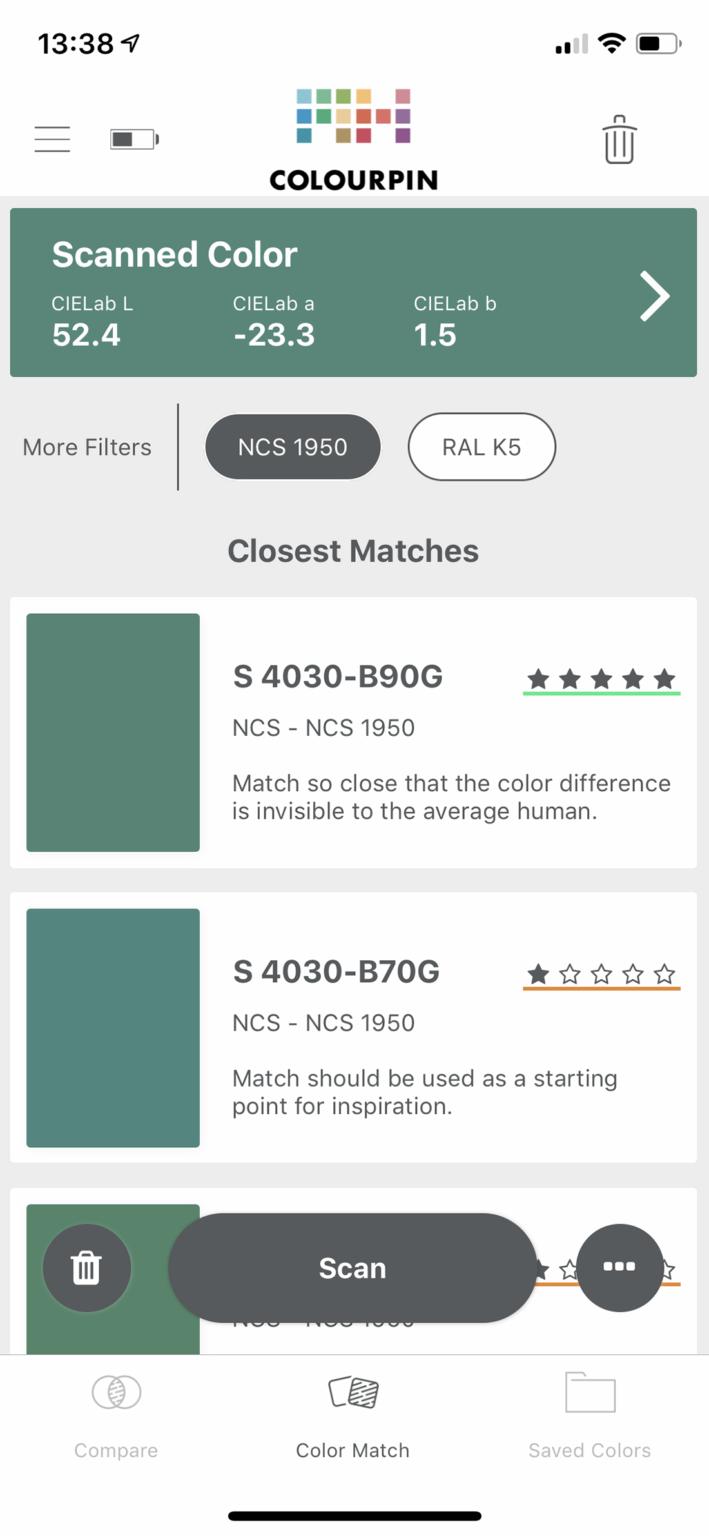 colourpin app