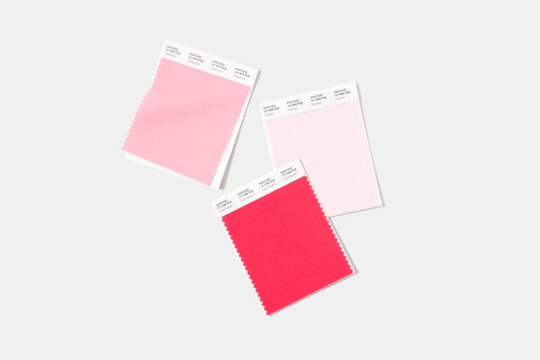 Pantone Cotton Swatch Card