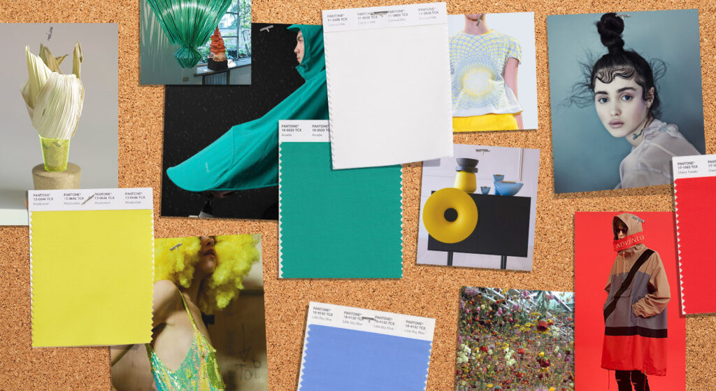 Pantone have announced their Fashion Colour Trend Report Spring 2018