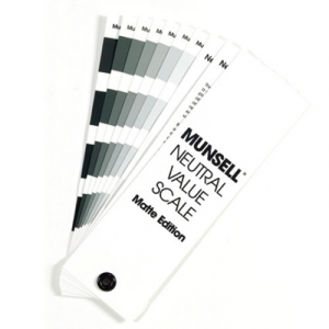 Pantone Munsell Neutral Value Scale Matte
